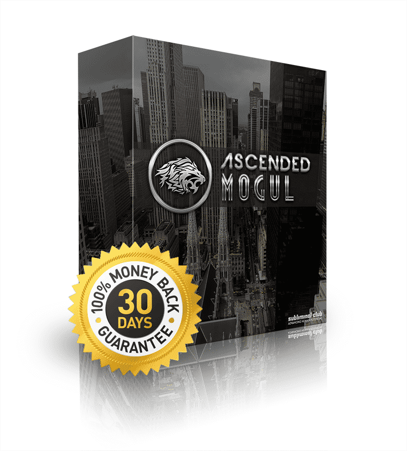 Ascended Mogul: Become the Alpha Male and Succeed at Business